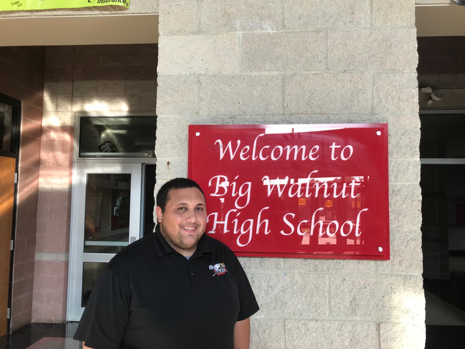 Big Walnut HS new Boys Lacrosse Head Coach