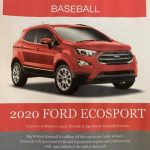 Big Walnut BASEBALL BOOSTERS Raffling a 2020 Ford Ecosport – Drawing 4:00 PM 12.1.19 @ PJ's Family Restaurant
