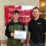 Jacob Krous – Berkshire Hathaway Home Services – Player of the Month