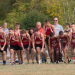Boys Varsity Cross Country finishes season at District Championship at Hilliard Darby