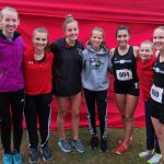 Girls Cross Country finishes 10th place at Regional Championship – Borland qualifies to the State meet for the 3rd straight year!