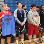 Eagles Varsity Wrestlers take 4th at Granville Blue Ace Invitational