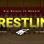 Big Walnut Varsity Wrestling opens league play