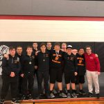 JV Wrestling gets 4 placers at Whitehall Yearling Tournament