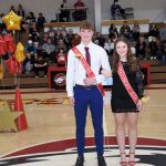 2019.2020 Winter Homecoming & Boys Basketball/Cheer Game