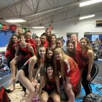 Big Walnut Boys and Girls Swimming earn top scores at OHSAA Sectional Swimming Tournament