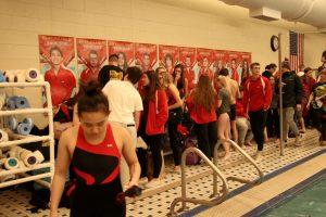 1.31.2020 Swim Senior Recognition & Meet