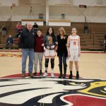2.12.2020 BWHS Girls Basketball Senior Recognition