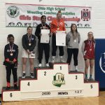 Varsity Girls Finish 10th at Inaugural State Girls Wrestling Championships