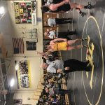 Eagles Wrestling Advance 4 to District Tournament