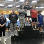 Sr. Max Lenz Qualifies for State Wrestling Tournament