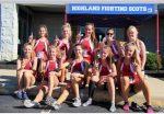Girls Cross Country Team Highland Invitational Champions!