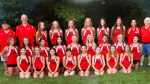 Girls' Cross Country strong showing at Newark Invitational