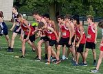 Boys ' Cross Country finishes 3rd place at Dublin Jerome