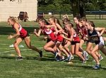 Girls Cross Country Team improves to 24-10