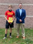 Gordon Rond – Edward Jones Player of the Week