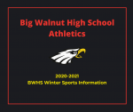 BWHS Winter Sports Udpate – Tryouts and Information