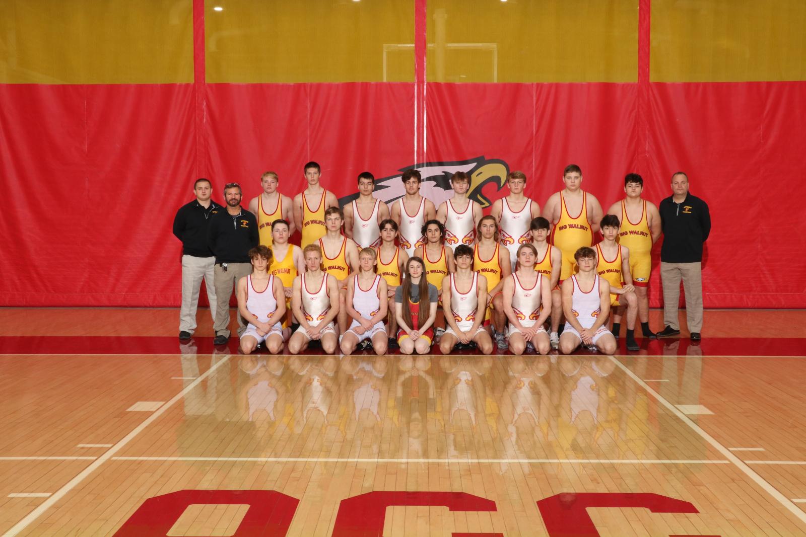 2020-2021 BWHS Winter Sports Teams