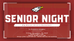 Big Walnut HS Girls Basketball – Senior Night