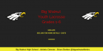 Big Walnut Youth Lacrosse – Sign-Ups – Registration