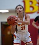 Big Walnut girls basketball team defeats Delaware 63-56