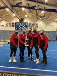 Big Walnut HS Gymnastics team takes first place