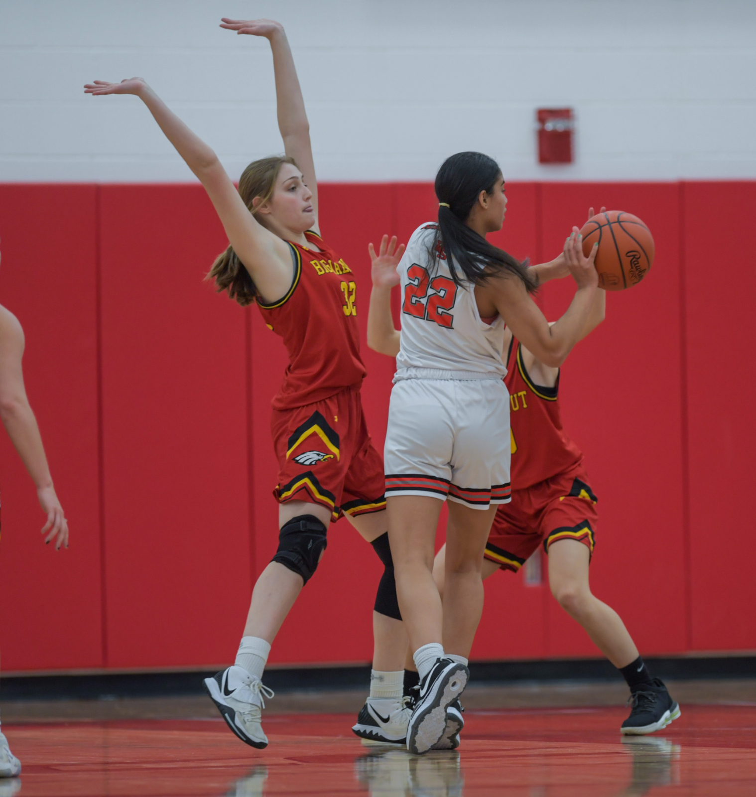PHOTO GALLERY: Big Walnut falls to Westerville South 57-42