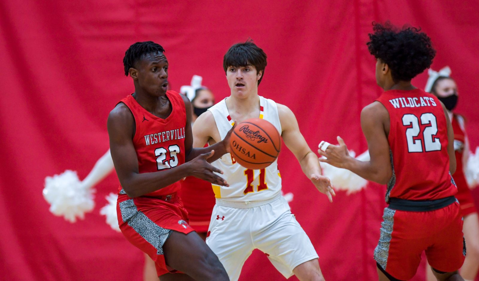 PHOTO GALLERY: Big Walnut falls to Westerville South 52-49