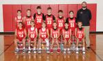 7th Grade Boys Basketball Season and Tournament Highlights