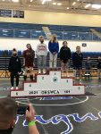 Sr Cali Lang Repeats as Two Time State Placer