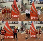 Girls' Track and Field Team Indoor State Results