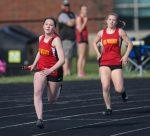 Big Walnut track teams battle at Westerville Central