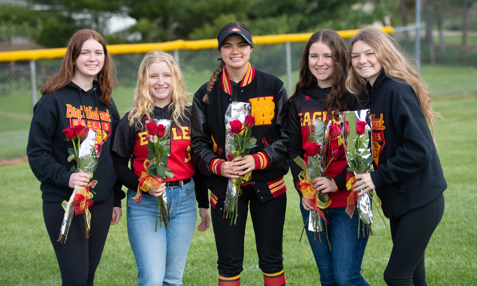 PHOTO GALLERY: Big Walnut recognizes softball seniors