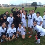 Lady Mustangs Soccer Wins First District Game