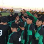 Austin Men's Soccer ends in draw against Sharpstown