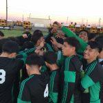 Austin Men's Soccer ends in draw against Sharpstown