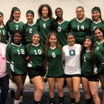 Lady Mustangs close out regular season with victory over Milby.