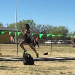 Caprock High School Varsity Girls  Track Placed 3rd At Harvester's Meet