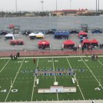 Caprock High School Girls Varsity Track finishes 15th place