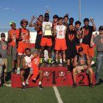 Caprock High School Boys Varsity Track scores 0 points at meet