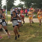 Caprock High School Girls Varsity Cross Country finishes 41st place