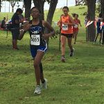 Caprock High School Girls Varsity Cross Country finishes 23rd place