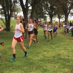 Caprock High School Girls Junior Varsity Cross Country finishes 25th place