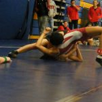Caprock High School Girls Varsity Wrestling finishes 10th place