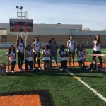 Caprock High School Girls Varsity Track finishes 7th place