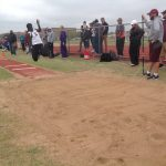 Caprock High School Girls Varsity Track finishes 6th place