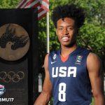 Sexton Named to Team USA