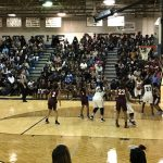 Girls Basketball with HUGE Win at South Cobb HS