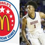Collin Sexton Named McDonald's All-American!