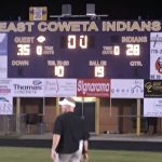 Varsity Football Gets Key Win in Region!